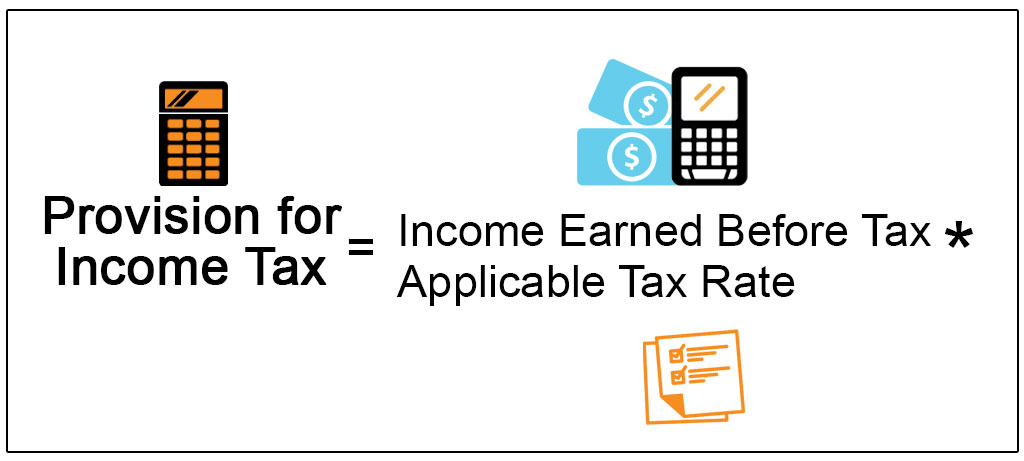 Provision for Income Tax
