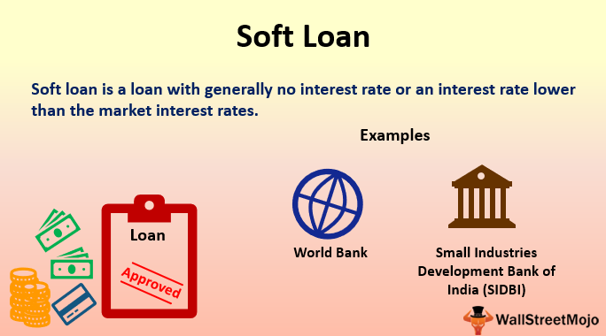 Soft Loan Meaning Examples What Is