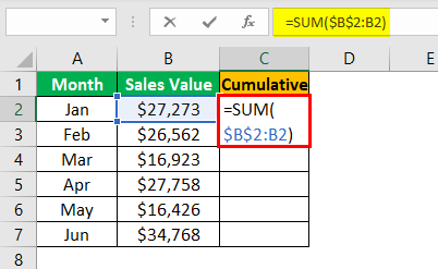 excel statistical functions Example 2.2
