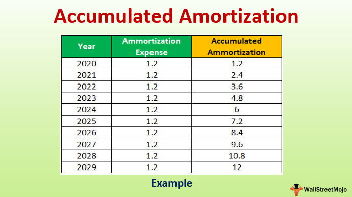 Accumulated Amortization