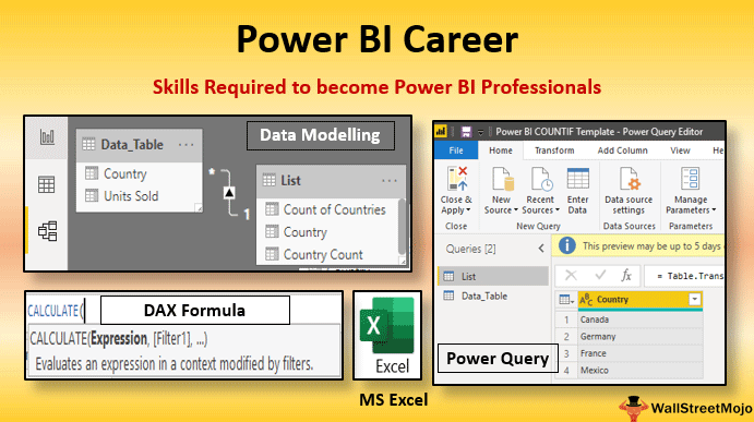 Power BI Career