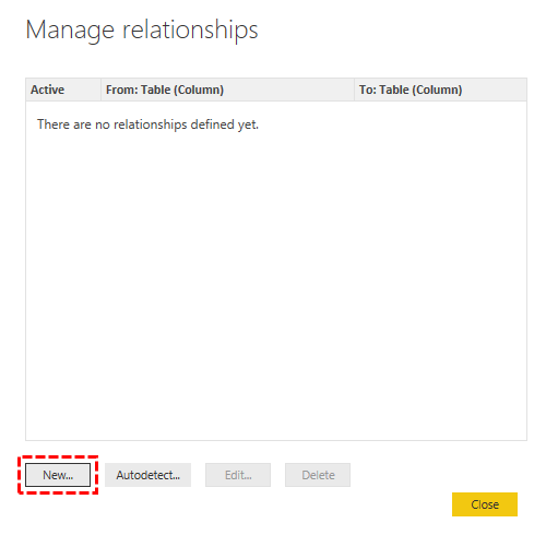 Power BI RELATED - New option