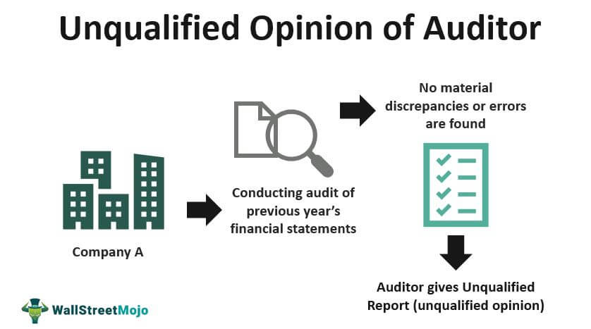 Unqualified Opinion of Auditor