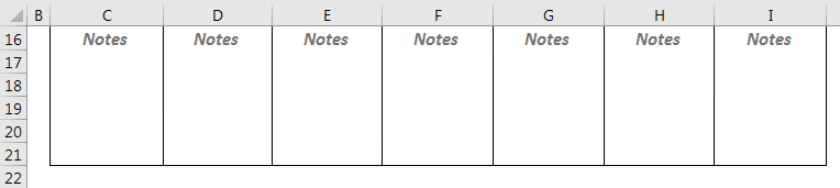 Example 2.7 - Add Notes