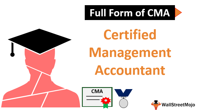 Full Form of CMA