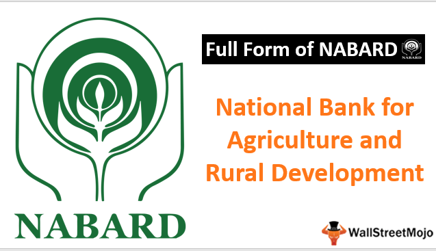 Full Form of NABARD