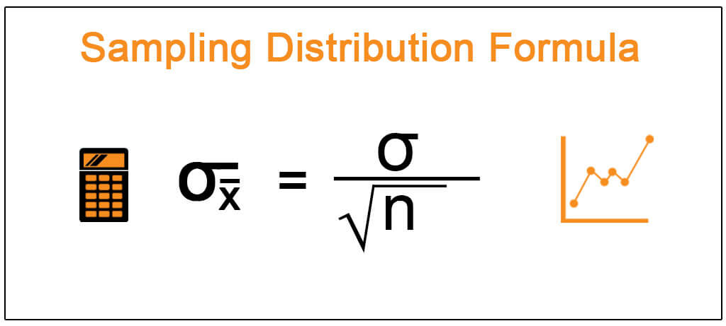 Sampling Distribution Formula