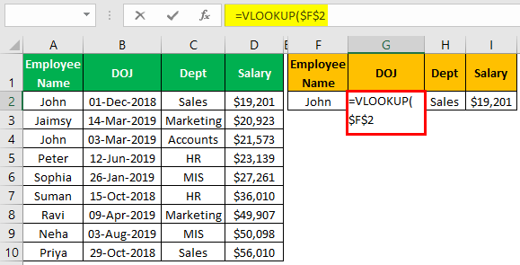 VLOOKUP Names Example 2.6.0