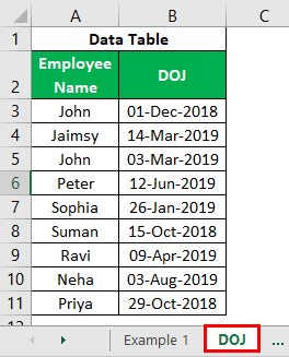 VLOOKUP on Different Sheets Example 1.12