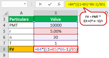 Cash Surrender Value Example 1-1