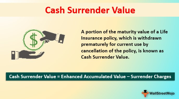 Cash Surrender Value