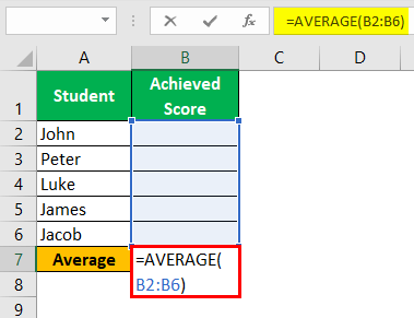 Div0 Error in Excel Example 5.3
