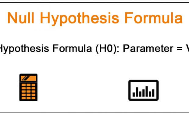 Null Hypothesis Formula