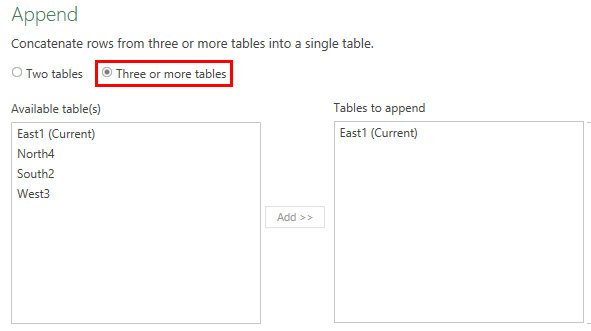 merge worksheets (Select table)