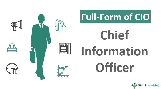 Full-Form of CIO