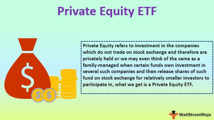 Private Equity ETF