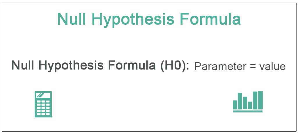 Null-Hypothesis-Formula