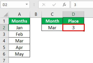 VBA Application match Example 1-7