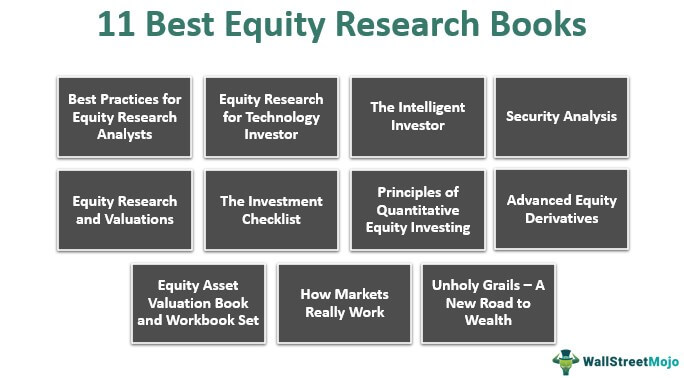 Equity Research Books