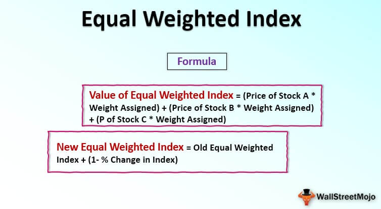 Equal Weighted Index