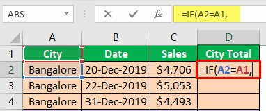 Excel-Group-Sum-Example-2-2