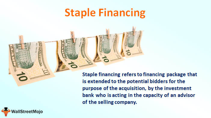 Staple Financing