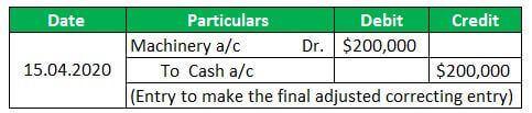 Correcting Entries with Reversals 3