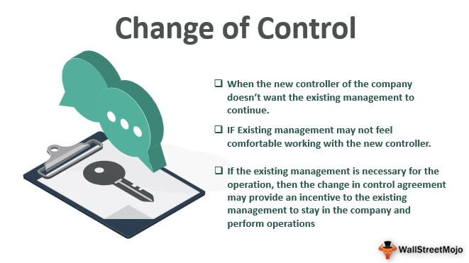 Change-of-Control