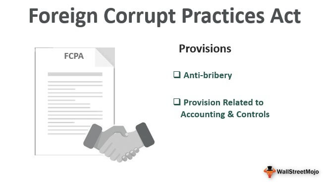 Foreign Corrupt Practices Act -1
