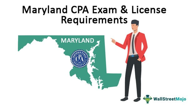 Maryland CPA Exam & License Requirements